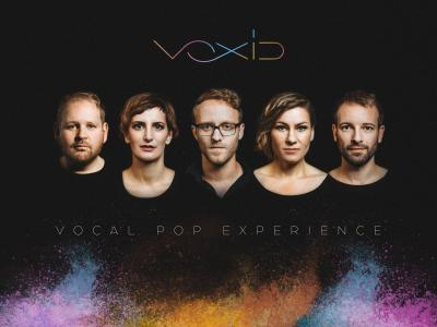 VOXID - vocal pop experience